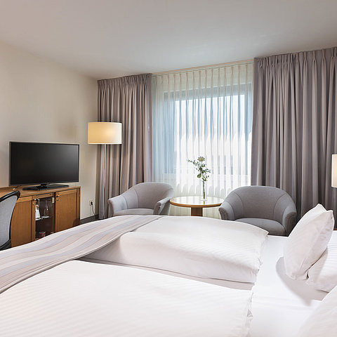 Classic Zimmer | Maritim Airport Hotel Hannover