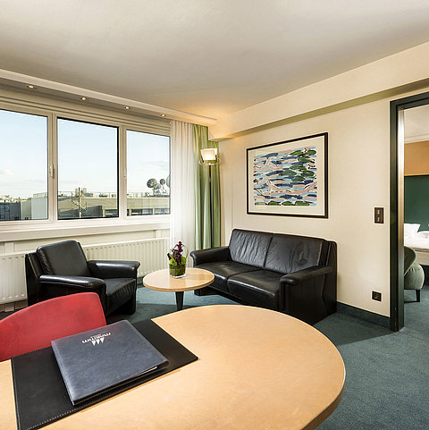 Junior Suite | Maritim proArte Hotel Berlin