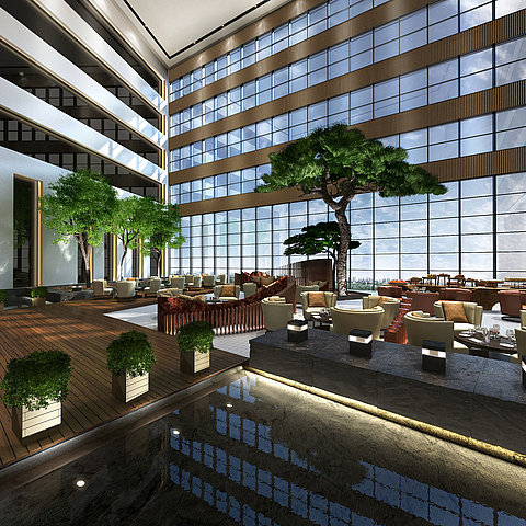 Executive Lounge | Maritim Hotel Hefei